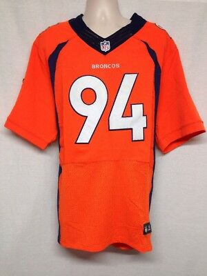 Cheap NIKE DENVER BRONCOS SEWN DeMarcus Ware Jersey $20.00   PicClick  free shipping