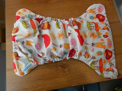 Mama Koala Baby Cloth Diapers in 12 different prints- priced reduced