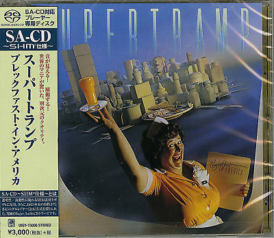 Supertramp-Breakfast In America-Japan Shm-Sacd G88