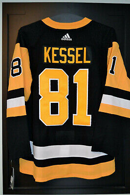 premium selection 793b0 713cb Phil Kessel Pittsburgh Penguins Adidas Home NHL Hockey Jersey Size 52