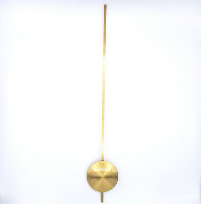 Pendulum for Clock Quartz L 35 cm Lens 70 mm Pendulum for Quartz Clock