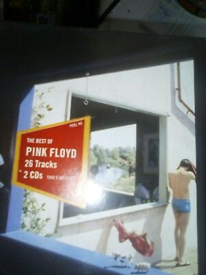 Pink Floyd - Echoes The Best Of 2 CD