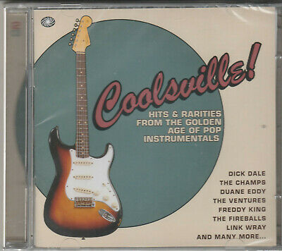 Coolsville! Factory Sealed BRAND NEW 2XCD Free UK 1st Class P&P