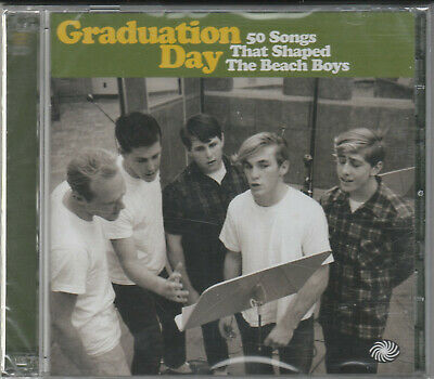 50 Songs That Shaped The Beach Boys F. Sealed NEW 2XCD Free 1st Class UK P&P