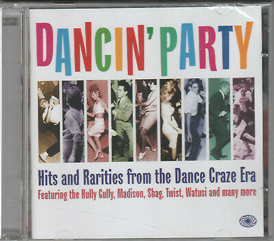 Dancin' Party Factory Sealed BRAND NEW 2XCD Free UK 1st Class P&P