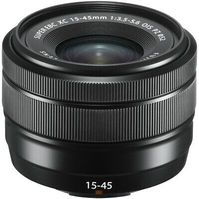 Fujifilm XC 15-45mm 1:3, 5-5, 6 Ois Pz Nero Set Di