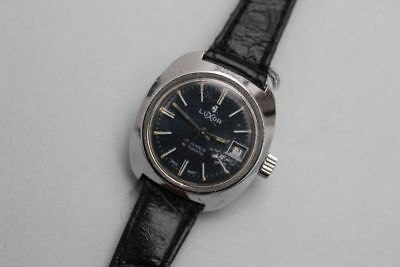Luxor Automatic Swiss Made Damenarmbanduhr, um 1970
