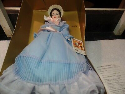Gone with the wind doll Melanie in box limited edition