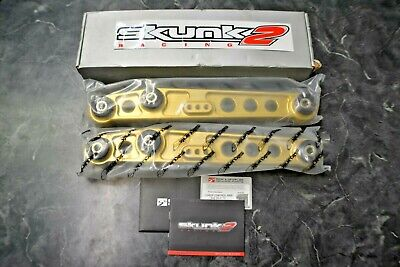 SKUNK2 LOWER CONTROL ARMS FOR 90-01 INTEGRA /& 88-95 CIVIC GOLD  542-05-0110
