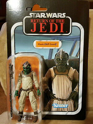 "Star Wars The Vintage Collection 3 3/4""Klaatu (Skiff Guard) - VC #135"
