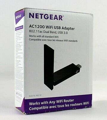 Netgear A6210 Driver Download