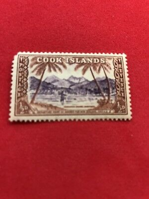 World Stamps Cook Islands Lot 541