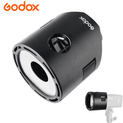 Godox AD-P Profoto Mount Adapter Fr AD200 Bare Bulb Round Flash Head H200J H200R