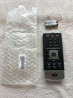 OEM Land Rover Range Rover Rear DVD Entertainment Remote