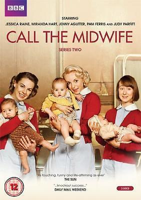 Call The Midwife : Series 2 (DVD, 2013, 3-Disc Set) Free Post!!