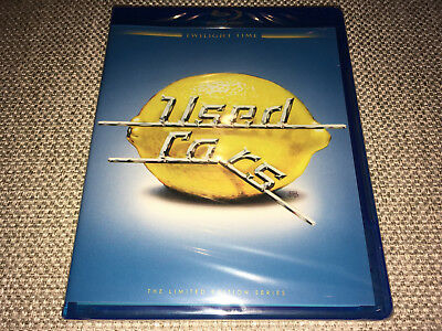 USED CARS (1980) Blu-ray Twilight Time NEW SEALED OOP RARE Region Free K Russell