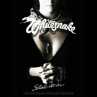 Whitesnake - Slide It In - 35th Ann. Ultimate Special Ed. (Super Deluxe 6CD/DVD