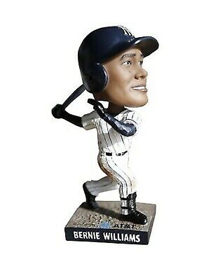 NY New York Yankees Bernie Williams Bobble head SGA 4/12/19 Yankee Stadium NIB