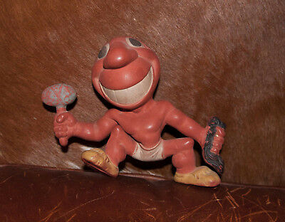 Vintage Chief Erie Wahoo Cleveland Indians Mascot