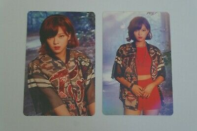 (Lot of 2) TWICE Fan Meeting ONCE BEGINS Official Photocard Jeongyeon A White