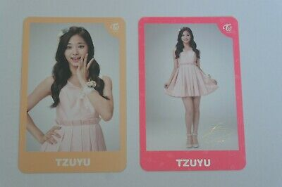 (Lot of 2) Twice Land The Opening Encore Concert Photocard Tzuyu