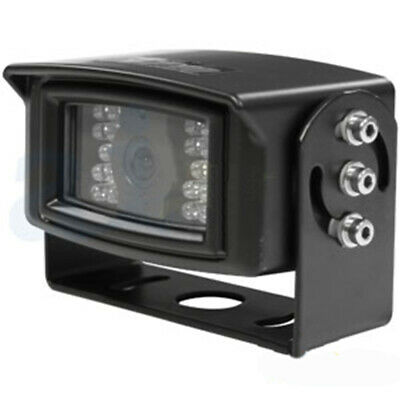 VS1CWL Universal Farm CabCAM Camera, 110°, White LED Fits Tractors and Combines