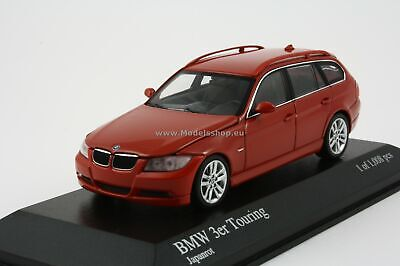 Bmw 3-Series Touring (E91) - 2005 - Red