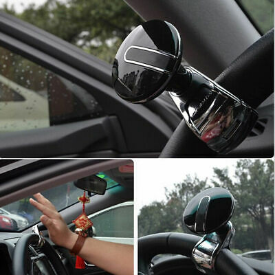 Car Steering Wheel Suicide Spinner Handle Auto  Booster Power Knob Tool Black