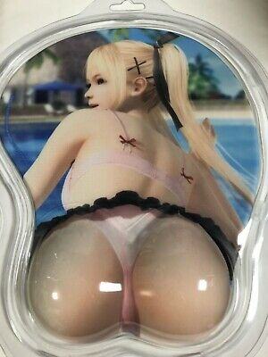 Dead or Alive Xtreme Venus Vacation Marie Rose 3D Mouse Pad Butt Oshiri New