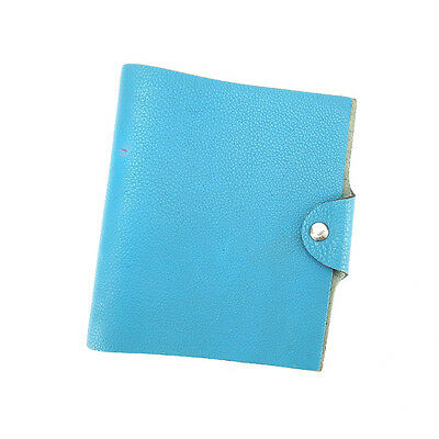 Hermes Handbook cover Yuris MM Green Woman Authentic Used Y3672
