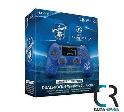 Controller Sony Dualshock 4 Ps4 V2 Limited Edition Uefa Champions League