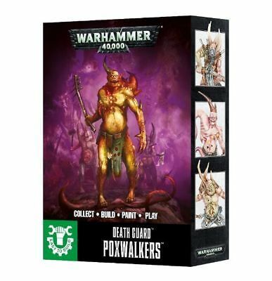 Easy To Build: Death Guard Poxwalkers Warhammer 40000 Chaos Space Marines Nurgle