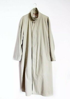 4af20aa3b4 GIORGIO ARMANI Trench Cappotto Coat Jacket Donna Made In Italy ...