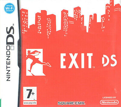 Exit Nintendo DS 7+ Action Game