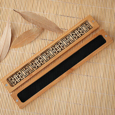 Wooden Incense Burner Box: Handmade Holder Stick Holder Handicraft Home Decor