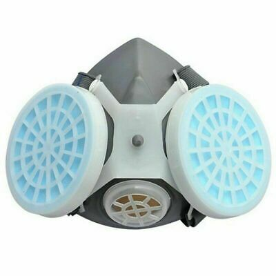 Respirator Dust Mask Industrial Polishing Filter Spray Paint Mask Vintage Style