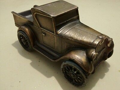 Vintage 1974 Banthrico bank 1928 Chevrolet Pickup Truck no advertising USA Made