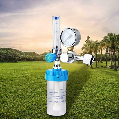 Oxygen Inhalator Meter Medical Pressure Reducing Valve Pressure Regulator 15Mpa
