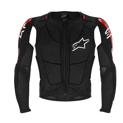 Alpinestars Bionic Plus Jacket Protektorenjacke MX bike MTB Downhill Enduro