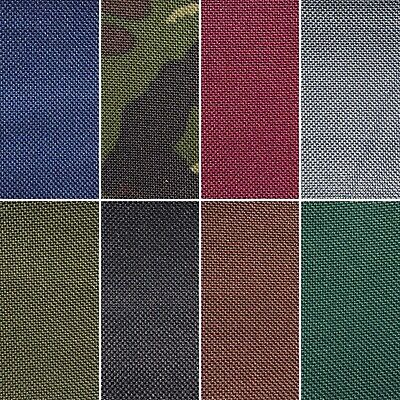 Sample Pack Heavy Duty Outdoor Canvas Cordura Type Waterproof Fabric.