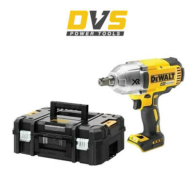 Dewalt Dcf899N Xr 18V Brushless 3 Speed High Torque Impact Wrench With Case
