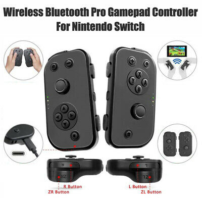 2X Wireless Bluetooth WIFI Pro Gamepad Remote Controller for Nintendo Switch