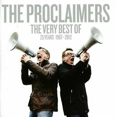 The Proclaimers - The Very Best Of (2 discs)