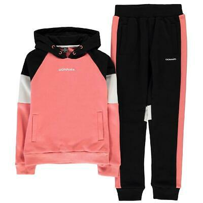 Donnay Trainingsanzug Sportanzug Kinder Mädchen Set Jogginganzug 8400