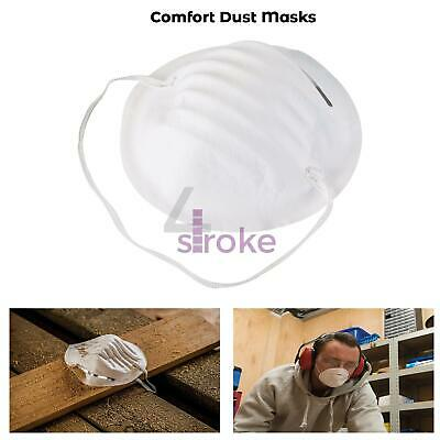 Comfort Basic Dust Mask Protective Respirator Safety Filter Disposable 1-500 Pk