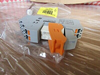 Phoenix SPDT Non-Latching Relay DIN Rail, 120V ac Coil, 50 mA - H9559 7943733