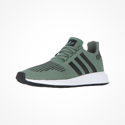 0782580a31a ADIDAS MENS ORIGINAL Swift Run Athletic Running Green Shoes CG4115 MENS  SIZE 12