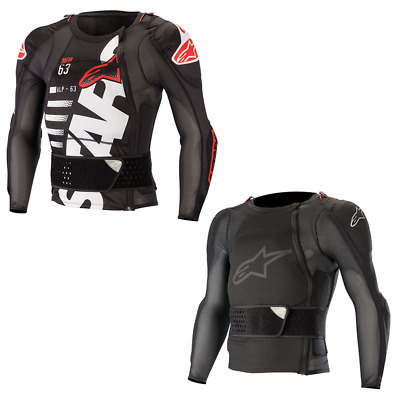 Alpinestars Sequence Protection Long Sleeve MX Motocross Offroad Jacket