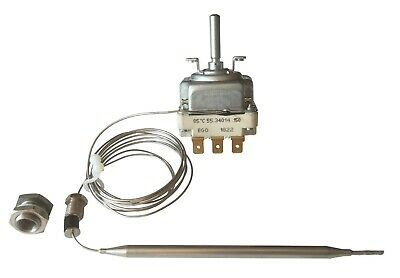 Thermostat 3-Polig 30-85°C Bainmarie, Wasserbad