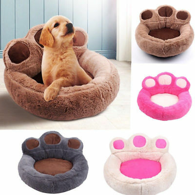 Small dog Teddy pet mat kennel cat litter bed soft washable plush cushion kennel